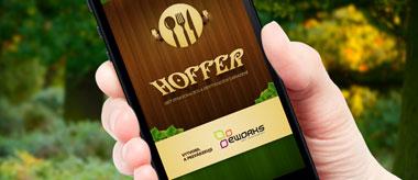 Penzión Hoffer Aplikácia